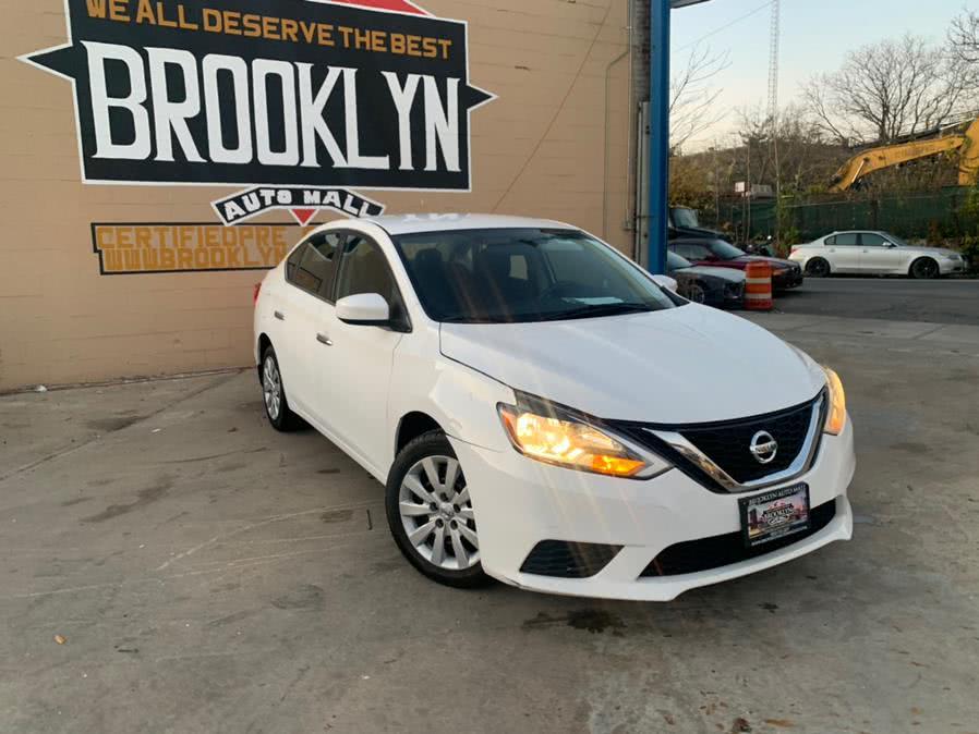 Used 2017 Nissan Sentra in Brooklyn, New York | Brooklyn Auto Mall LLC. Brooklyn, New York