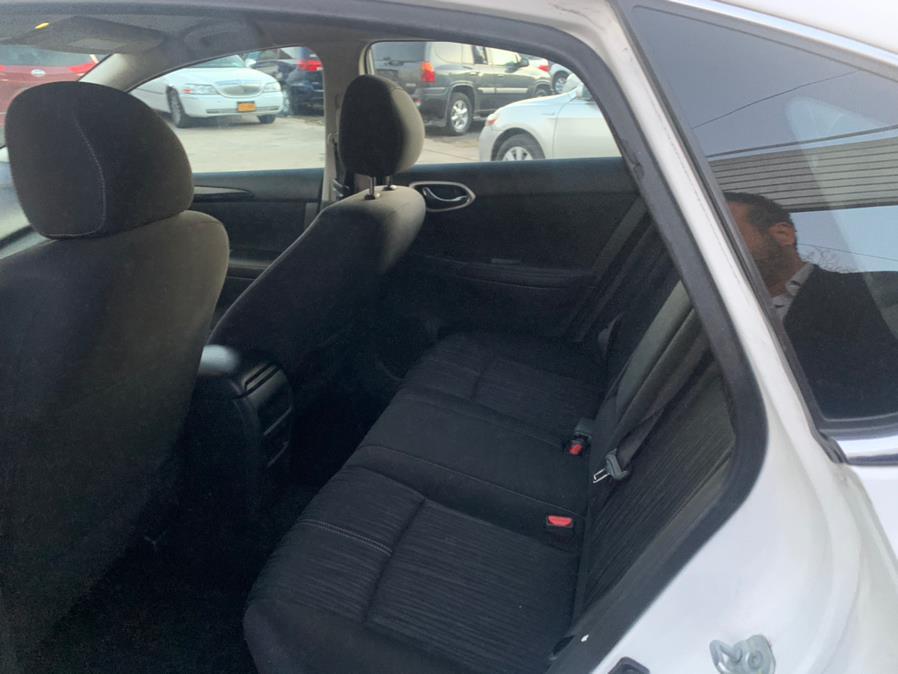 Used Nissan Sentra SV CVT 2017   Brooklyn Auto Mall LLC. Brooklyn, New York