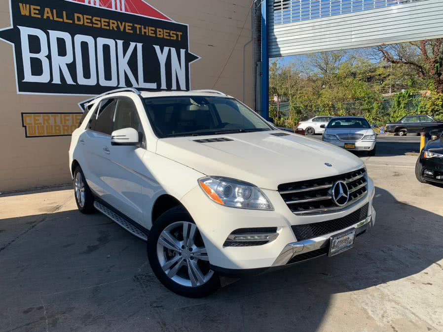 Used 2013 Mercedes-Benz M-Class in Brooklyn, New York | Brooklyn Auto Mall LLC. Brooklyn, New York