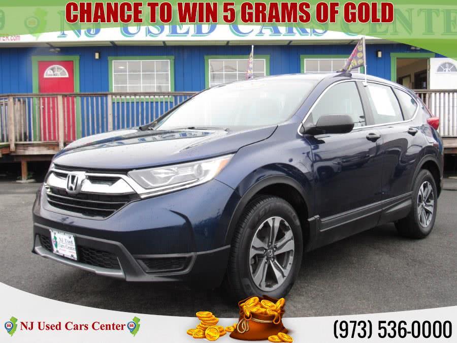 Used 2019 Honda CR-V in Irvington, New Jersey | NJ Used Cars Center. Irvington, New Jersey