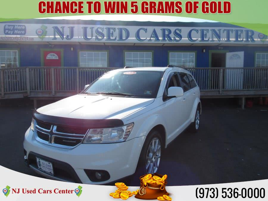 Used 2011 Dodge Journey in Irvington, New Jersey | NJ Used Cars Center. Irvington, New Jersey