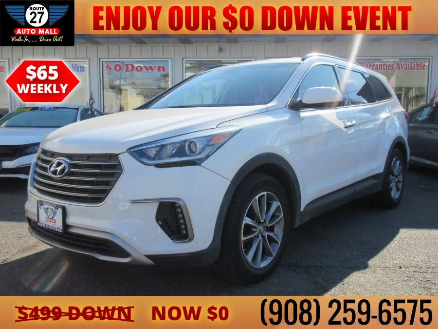 Used 2017 Hyundai Santa Fe in Linden, New Jersey | Route 27 Auto Mall. Linden, New Jersey