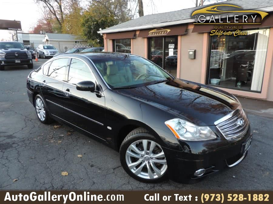 Used Infiniti M35 4dr Sdn AWD 2010 | Auto Gallery. Lodi, New Jersey