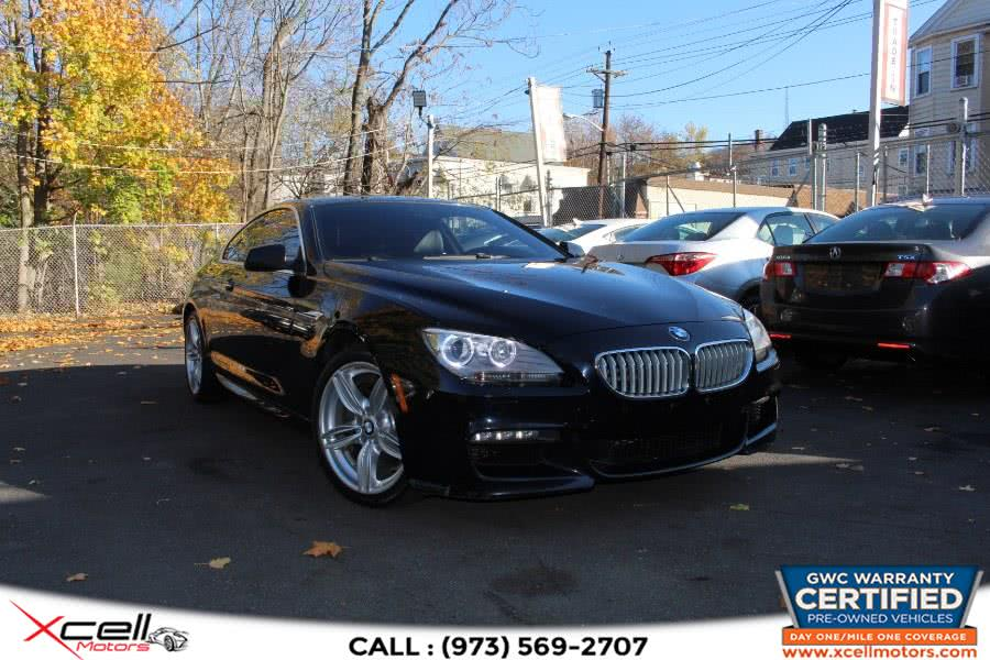 Used 2012 BMW 6 Series  650i xDrive in Paterson, New Jersey | Xcell Motors LLC. Paterson, New Jersey