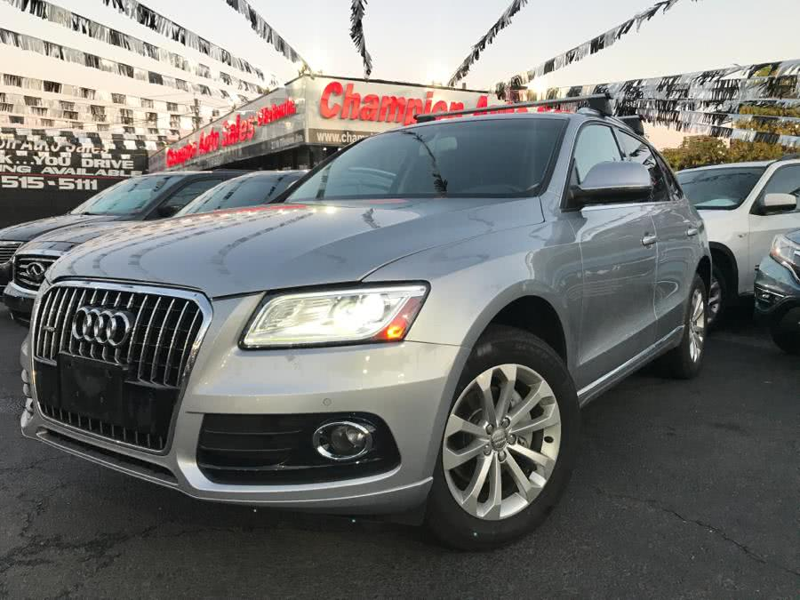 Used 2015 Audi Q5 in Bronx, New York | Champion Auto Sales Of The Bronx. Bronx, New York