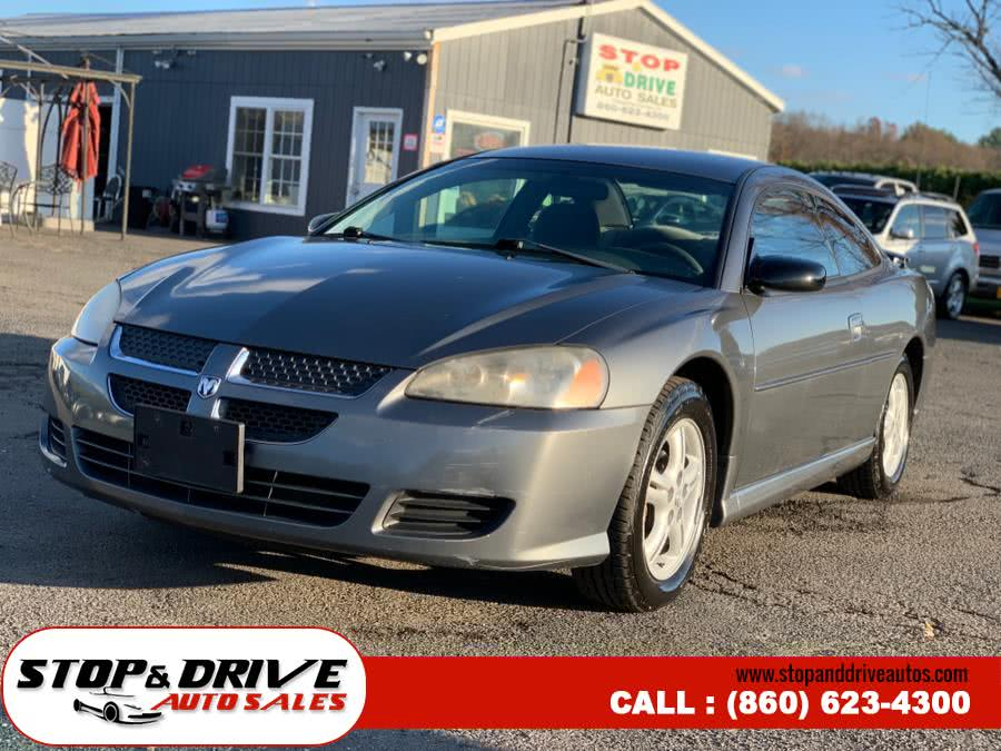 Used 2005 Dodge Stratus Cpe in East Windsor, Connecticut | Stop & Drive Auto Sales. East Windsor, Connecticut