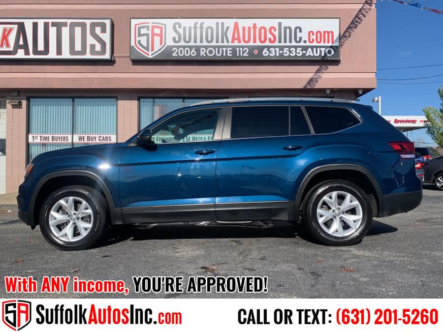 Used 2019 Volkswagen Atlas in Medford, New York | Suffolk Autos Inc. Medford, New York