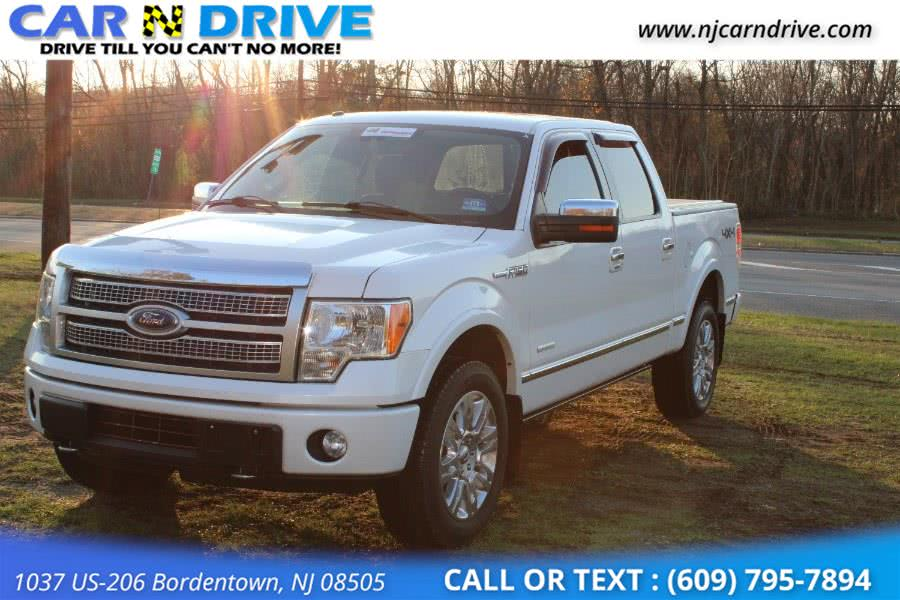 Used 2012 Ford F-150 in Bordentown, New Jersey | Car N Drive. Bordentown, New Jersey