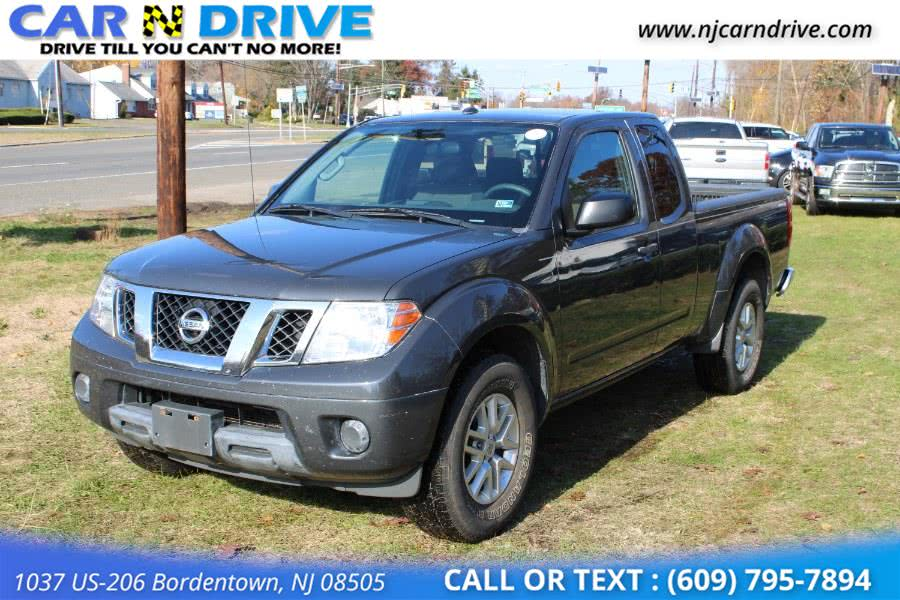 Used Nissan Frontier SV King Cab 6MT 2WD 2015 | Car N Drive. Bordentown, New Jersey