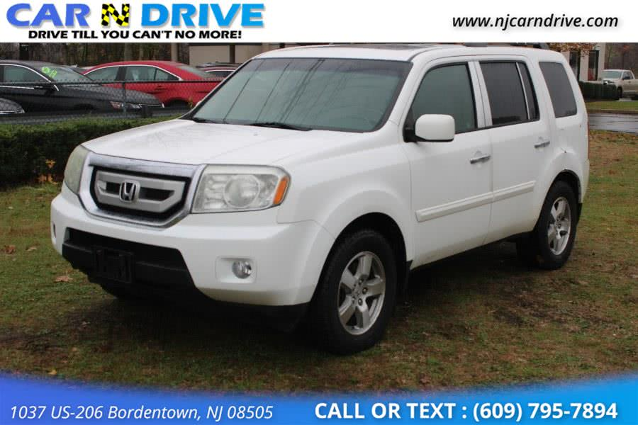 Used Honda Pilot EX-L 4WD 2009 | Car N Drive. Bordentown, New Jersey