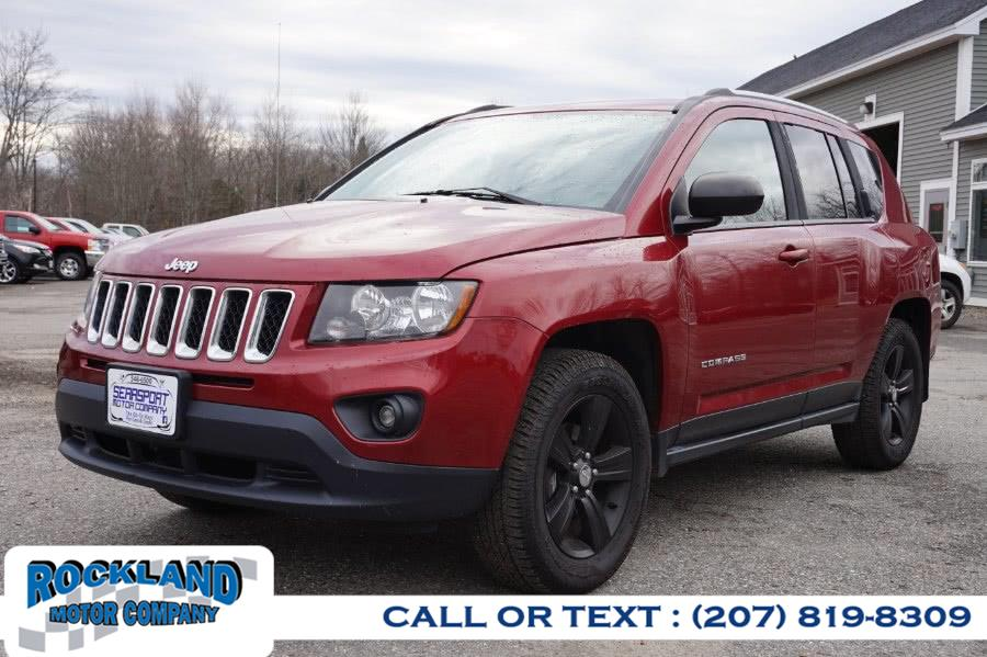 Used 2016 Jeep Compass in Rockland, Maine | Rockland Motor Company. Rockland, Maine