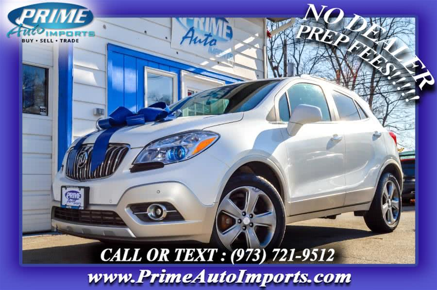 Used 2013 Buick Encore in Bloomingdale, New Jersey | Prime Auto Imports. Bloomingdale, New Jersey