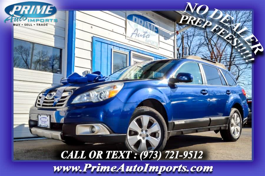 Used 2011 Subaru Outback in Bloomingdale, New Jersey | Prime Auto Imports. Bloomingdale, New Jersey