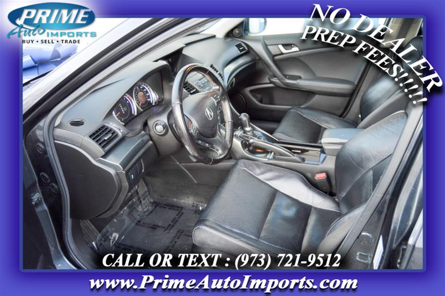 Used Acura TSX 4dr Sdn I4 Auto 2011 | Prime Auto Imports. Bloomingdale, New Jersey