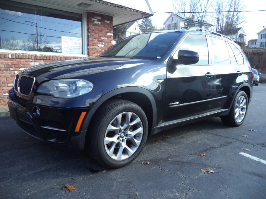 Used 2012 BMW X5 in Naugatuck, Connecticut | Riverside Motorcars, LLC. Naugatuck, Connecticut