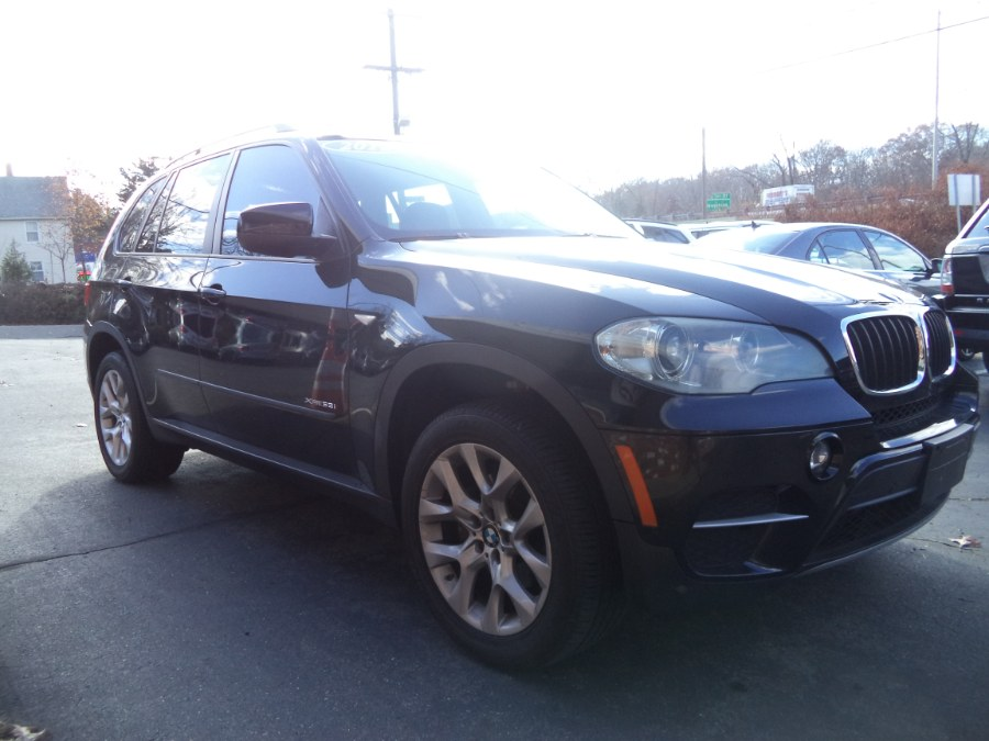 Used BMW X5 35i 2012   Riverside Motorcars, LLC. Naugatuck, Connecticut