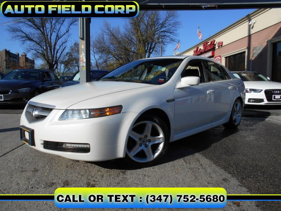 Used Acura TL 4dr Sdn AT Navigation System 2006 | Auto Field Corp. Jamaica, New York