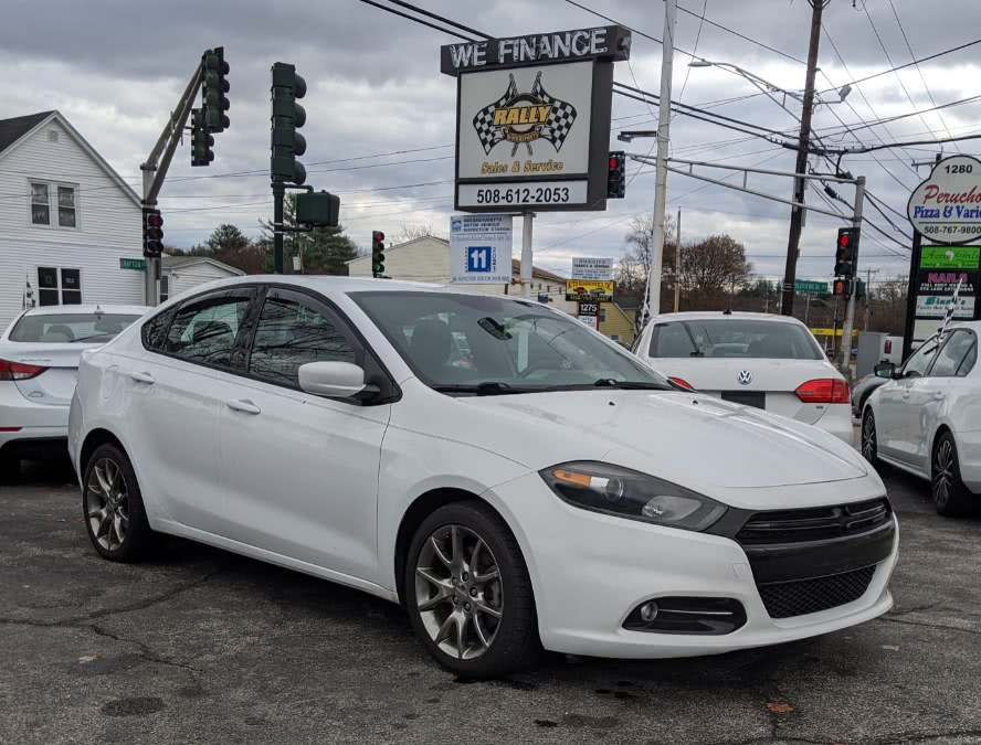Used Dodge Dart 4dr Sdn SXT 2015 | Rally Motor Sports. Worcester, Massachusetts