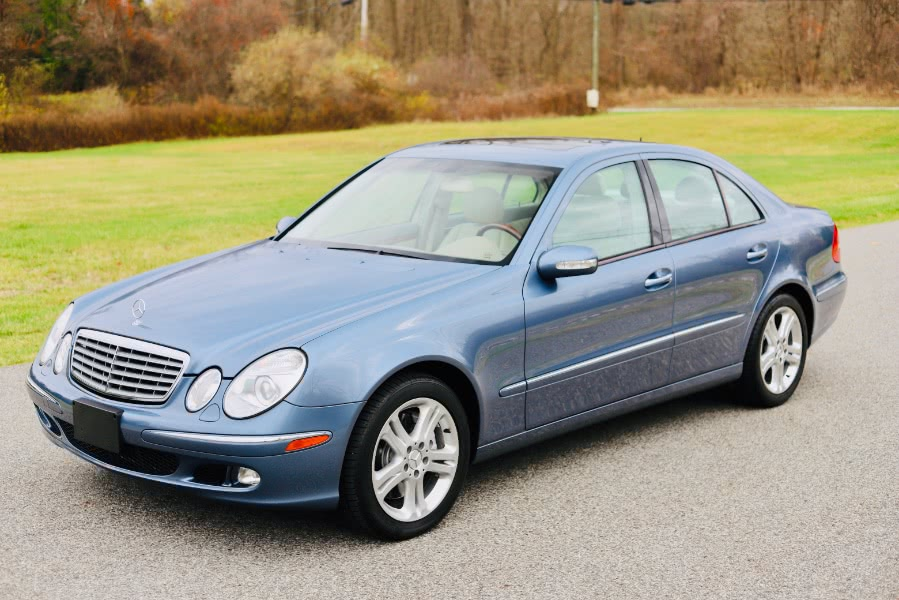 Used 2005 Mercedes-Benz E-Class in North Salem, New York | Meccanic Shop North Inc. North Salem, New York