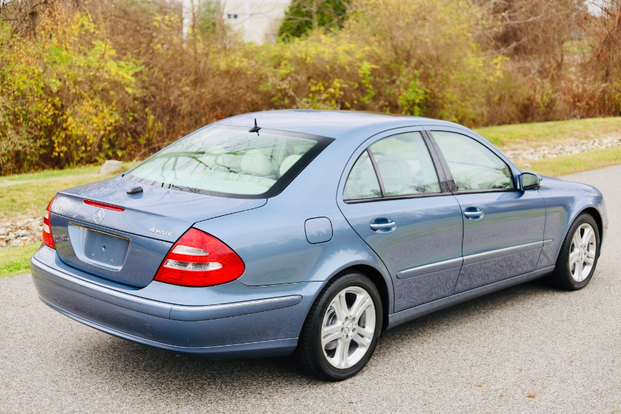 Used Mercedes-Benz E-Class 4dr Sdn 5.0L 4MATIC 2005 | Meccanic Shop North Inc. North Salem, New York