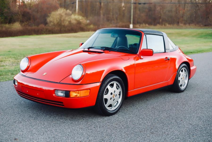 Used Porsche 911 Carrera 2dr Coupe 2 Targa 1990 | Meccanic Shop North Inc. North Salem, New York