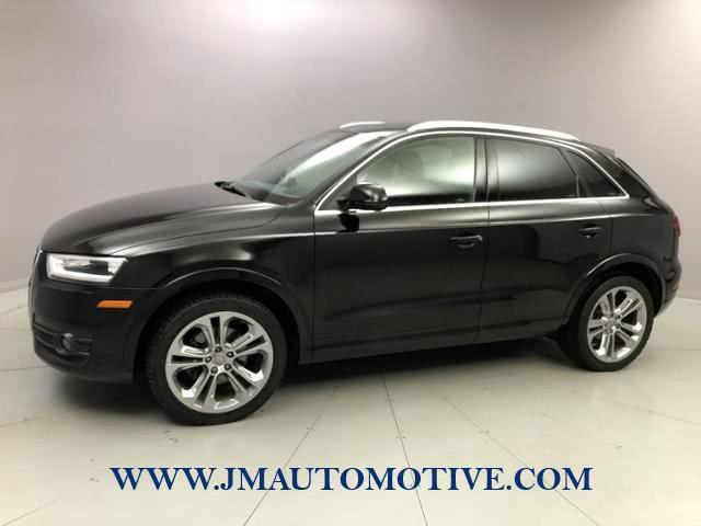 Used 2015 Audi Q3 in Naugatuck, Connecticut | J&M Automotive Sls&Svc LLC. Naugatuck, Connecticut