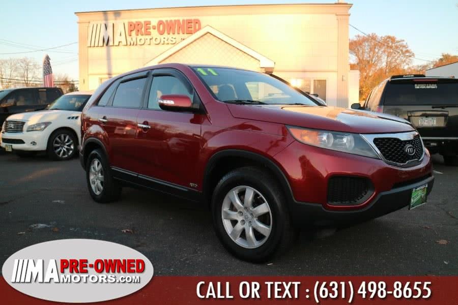 Used 2011 Kia Sorento in Huntington, New York | M & A Motors. Huntington, New York