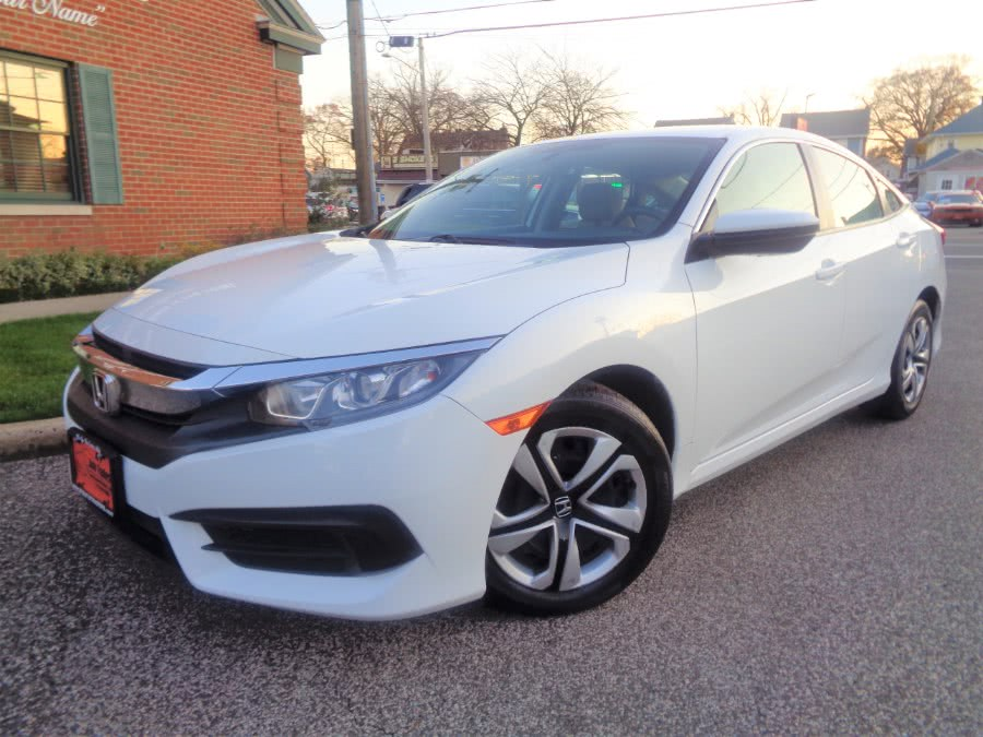 Used 2018 Honda Civic Sedan in Valley Stream, New York | NY Auto Traders. Valley Stream, New York