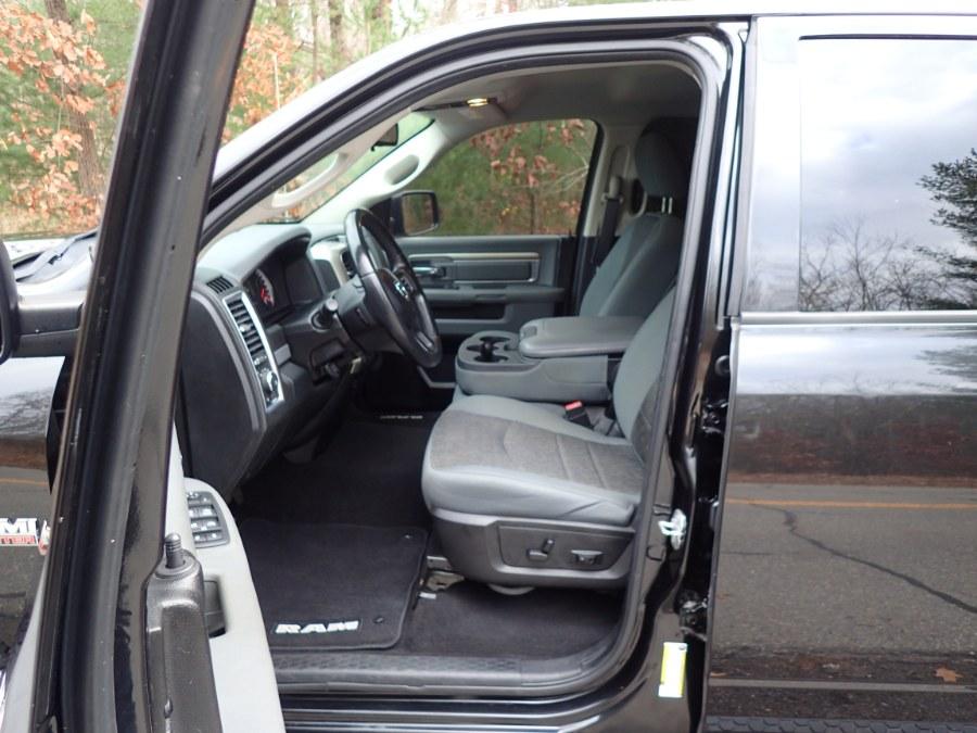"Used Ram 1500 4WD Quad Cab 140.5"" Big Horn 2015   Eagleville Motors. Storrs, Connecticut"