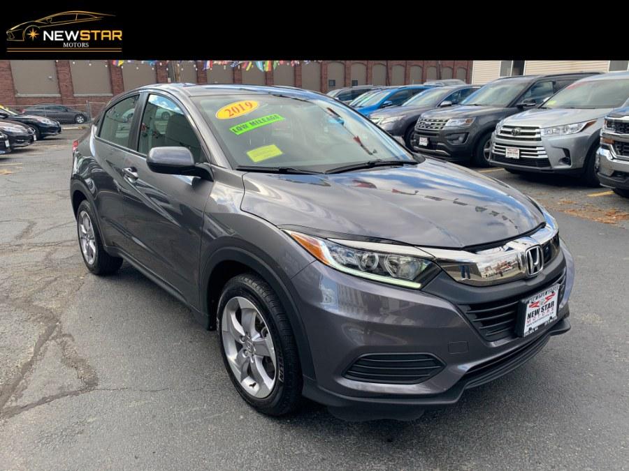 Used Honda HR-V LX AWD CVT 2019 | New Star Motors. Chelsea, Massachusetts