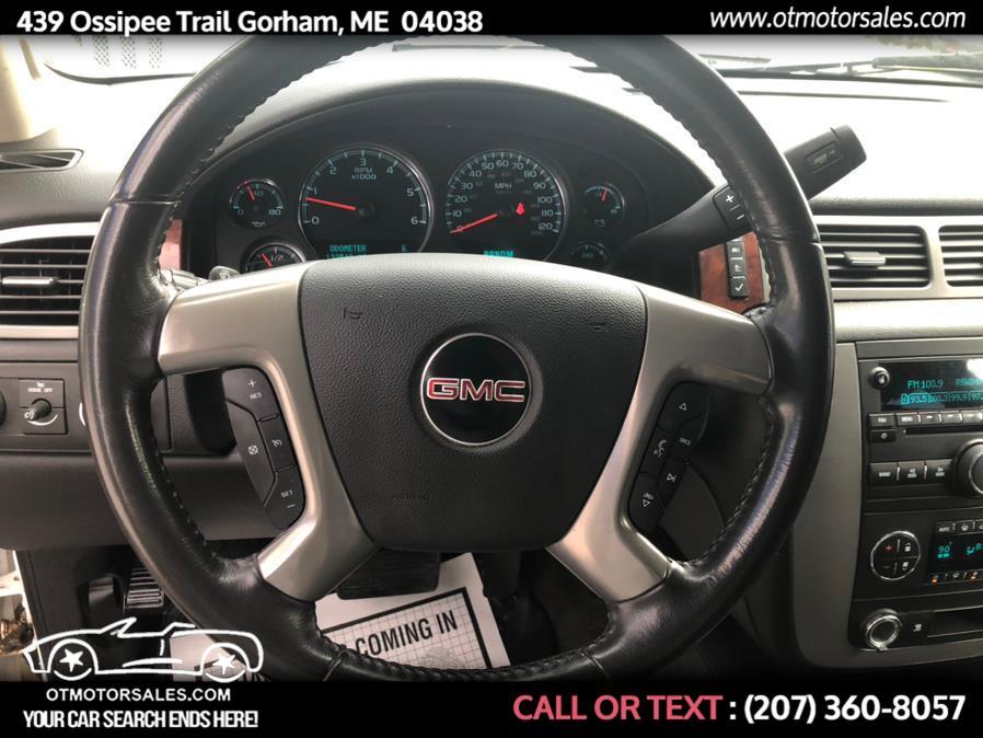 Used GMC Yukon 4WD 4dr 1500 SLE 2011 | Ossipee Trail Motor Sales. Gorham, Maine