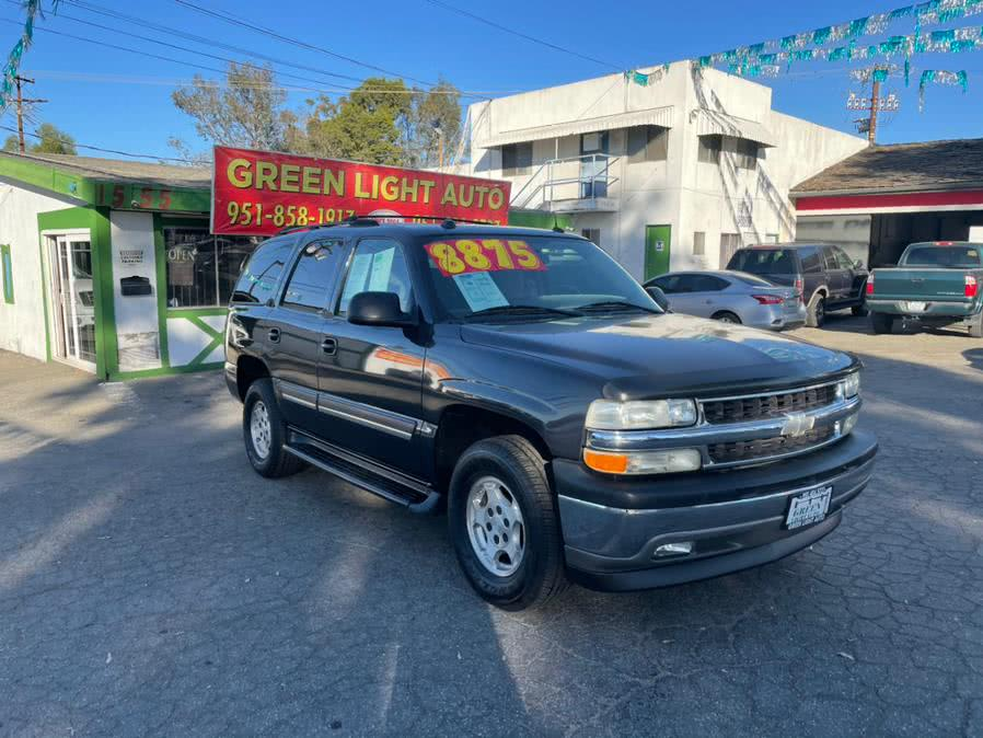 Used 2005 Chevrolet Tahoe in Corona, California | Green Light Auto. Corona, California