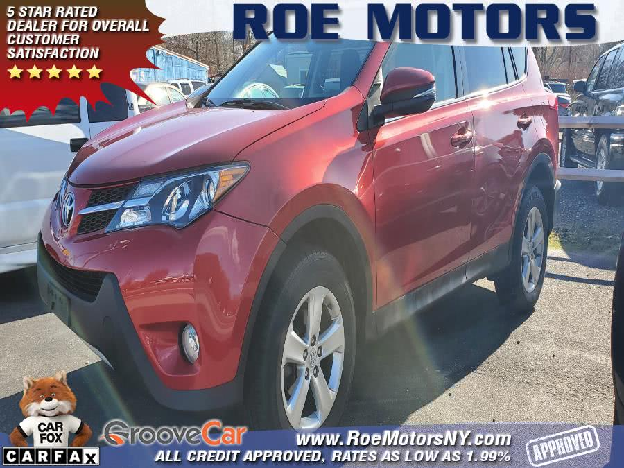 Used 2013 Toyota RAV4 in Shirley, New York | Roe Motors Ltd. Shirley, New York