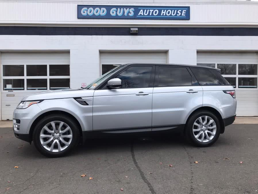 Used Land Rover Range Rover Sport 4WD 4dr HSE 2014 | Good Guys Auto House. Southington, Connecticut