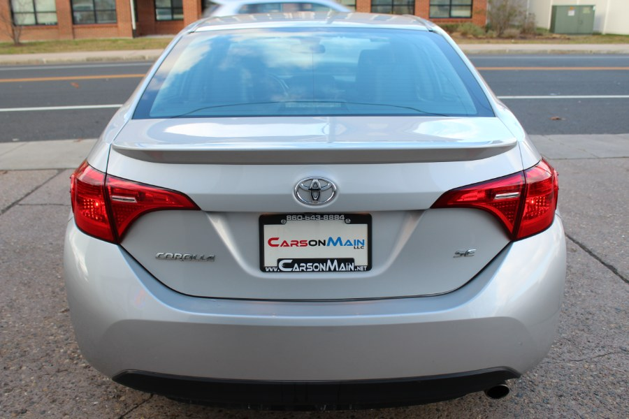 Used Toyota Corolla SE CVT Automatic (Natl) 2017 | Carsonmain LLC. Manchester, Connecticut