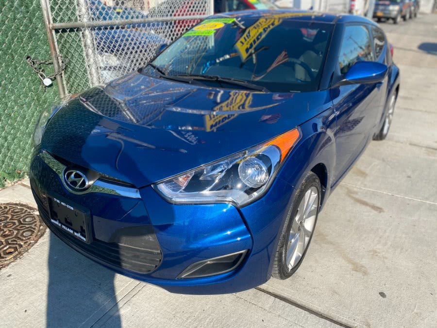 Used 2016 Hyundai Veloster in Middle Village, New York | Middle Village Motors . Middle Village, New York