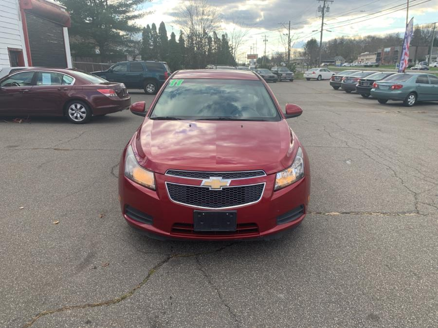 Used Chevrolet Cruze 4dr Sdn LTZ 2011 | American Auto Specialists Inc.. Berlin, Connecticut