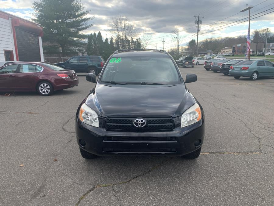 Used Toyota RAV4 4dr Base 4-cyl 4WD 2006 | American Auto Specialists Inc.. Berlin, Connecticut