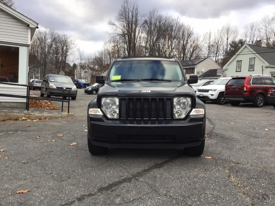 Used Jeep Liberty 4WD 4dr Sport 2012 | Olympus Auto Inc. Leominster, Massachusetts