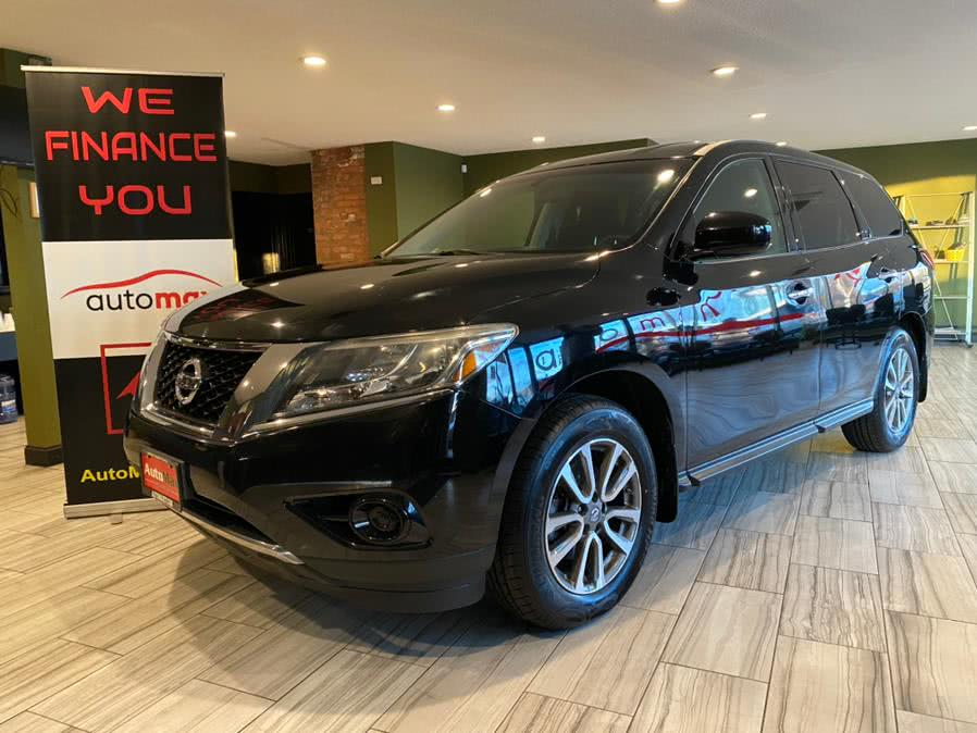 Used 2014 Nissan Pathfinder in West Hartford, Connecticut | AutoMax. West Hartford, Connecticut