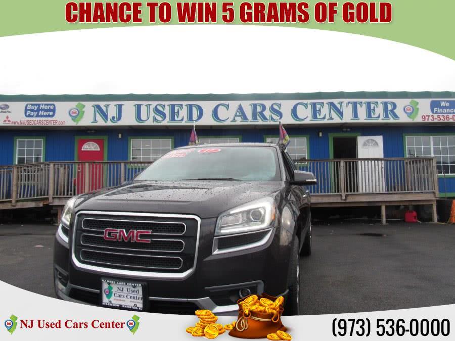 Used 2017 GMC Acadia in Irvington, New Jersey   NJ Used Cars Center. Irvington, New Jersey
