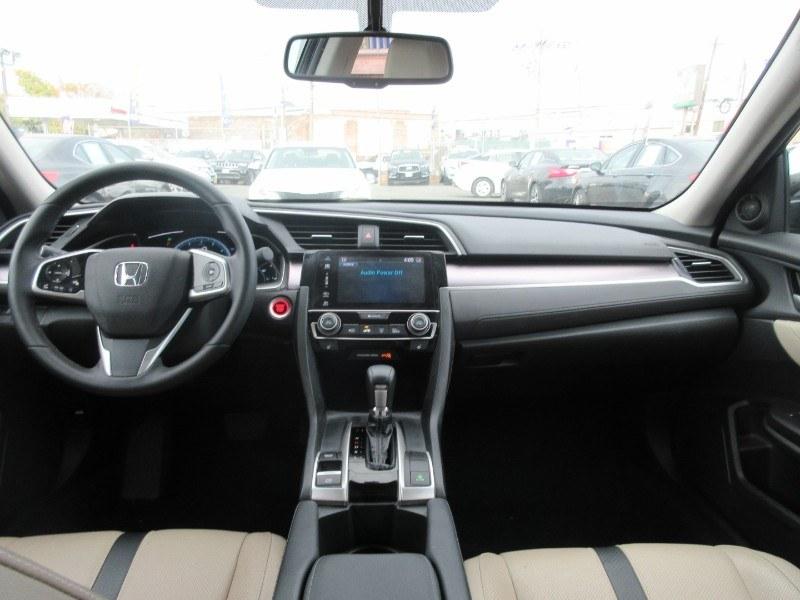 Used Honda Civic Sedan EX-L CVT 2017 | NJ Used Cars Center. Irvington, New Jersey