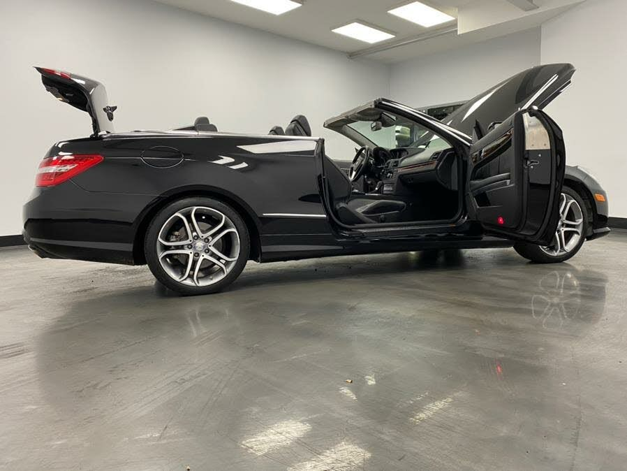 Used Mercedes-Benz E-Class 2dr Cabriolet E 550 RWD 2012 | M Auto Group. Elizabeth, New Jersey