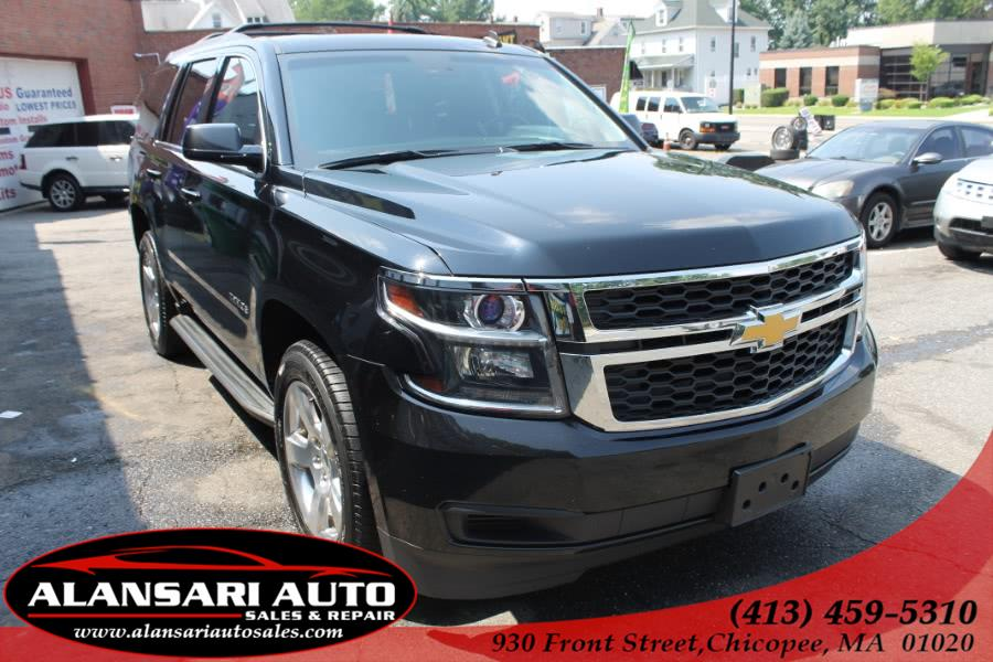 Used 2015 Chevrolet Tahoe in Chicopee, Massachusetts | AlAnsari Auto Sales & Repair . Chicopee, Massachusetts