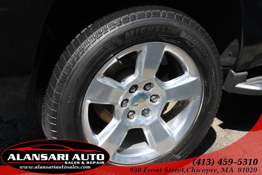 Used Chevrolet Tahoe 4WD 4dr LT 2015   AlAnsari Auto Sales & Repair . Chicopee, Massachusetts