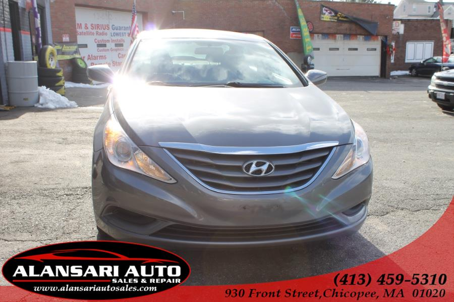 Used Hyundai Sonata 4dr Sdn 2.4L Auto GLS *Ltd Avail* 2011 | AlAnsari Auto Sales & Repair . Chicopee, Massachusetts