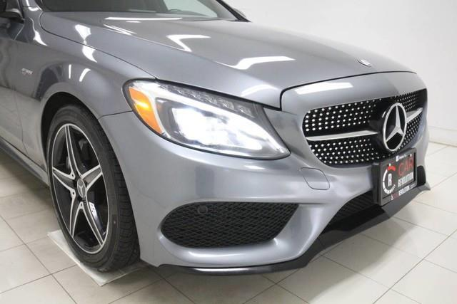 Used Mercedes-benz C-class C43 AMG 4MATIC w/ Navi & rearCam 2017 | Car Revolution. Maple Shade, New Jersey