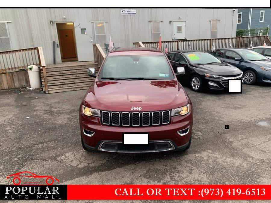 Used 2019 Jeep Grand Cherokee in Newark , New Jersey | Popular Auto Mall Inc . Newark , New Jersey