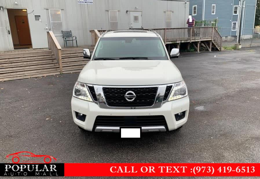 Used 2017 Nissan Armada in Newark , New Jersey | Popular Auto Mall Inc . Newark , New Jersey