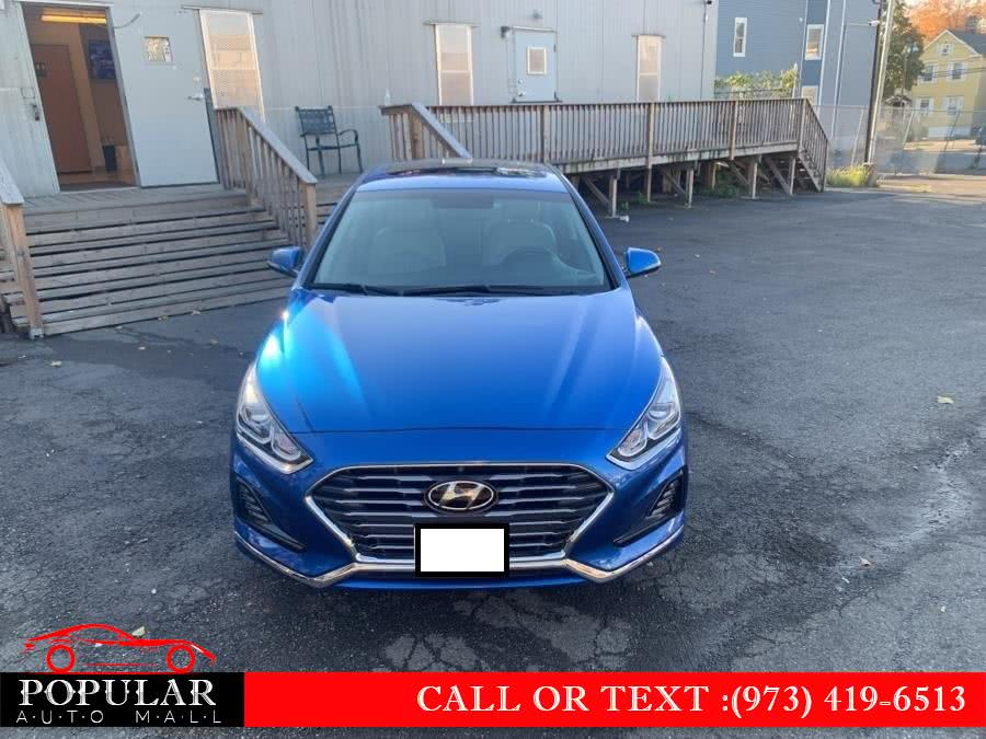 Used 2018 Hyundai Sonata in Newark , New Jersey | Popular Auto Mall Inc . Newark , New Jersey
